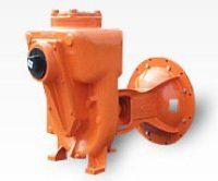 Self-prime centrifugal pump
